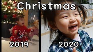 2020 크리스마스의 추억(어린이집에서 보내준 크리스마…