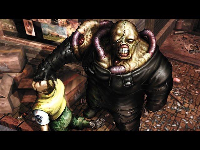 Nemesis aparece - Resident Evil 3: Nemesis (PT-BR) #2