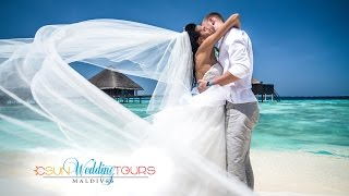 Свадьба на Мальдивах Илья и Ольга  Wedding Maldives