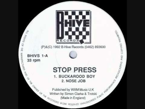 Stop Press - Buckarood Boy (Full Version)