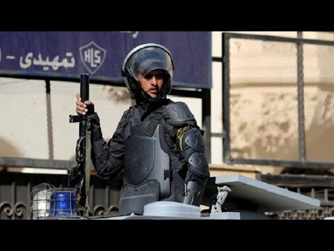 Police officers killed in attack on checkpoint in Egypt