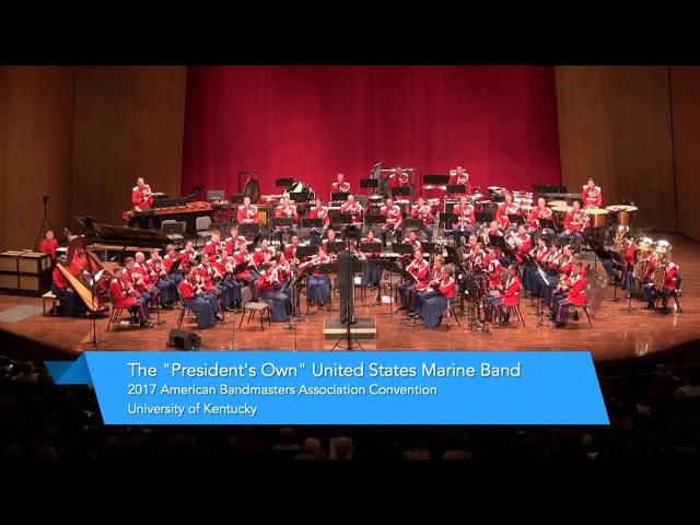 Undercurrents - US Marine Band (Video)