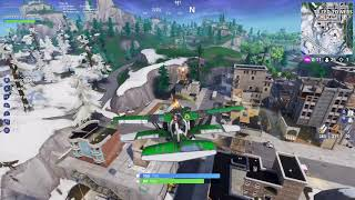 ELIMINATED BY PLANE #Fortnite