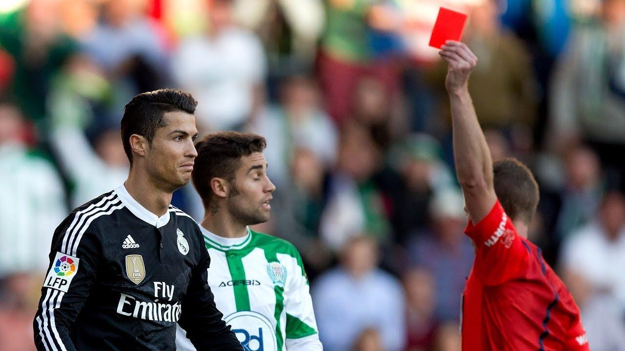 نتيجة بحث الصور عن Player + red card