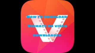 Download lagu How to download vidmate hd video downloader