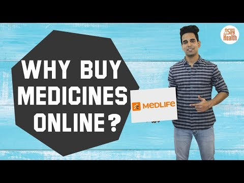 Why Shop for Medicines Online? | Medlife Offers, Coupons (2019)