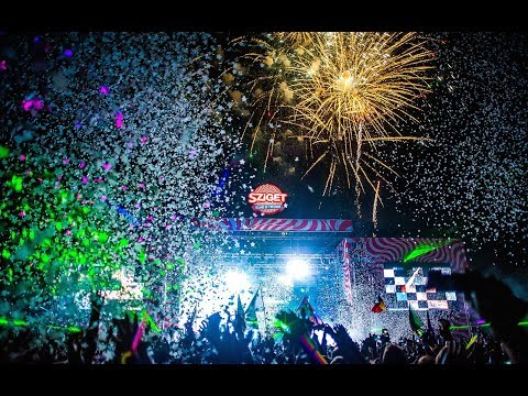 The Chainsmokers Live @ SZIGET FESTIVAL 2017