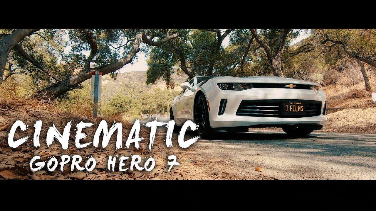4K Cinematic GoPro HERO 7 Black Footage