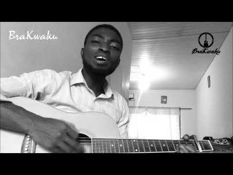 Kuami Euene - Wish me well guitar cover by BraKwaku
