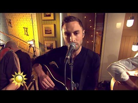 Måns Zelmerlöw - Wrong Decision (Live) - Nyhetsmorgon (TV4)