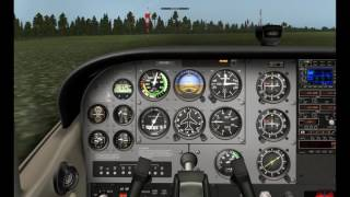 XPlane 10 - Joystick Set Up - Taxiing, Cross Wind Landing, Spins