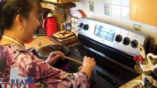 Real Texas Wild Rice Stuffed Acorn Squash Part 4 Of 5