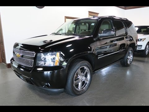 2011 chevrolet tahoe ltz for sale in canton ohio jeff 39 s motorcars youtube. Black Bedroom Furniture Sets. Home Design Ideas