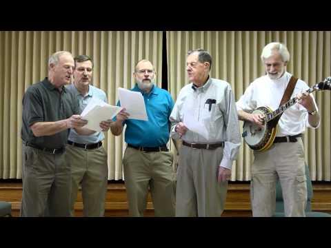Johnny Verbeck - Paul's 90th Birthday Party - Bobby Horton & Family Sing