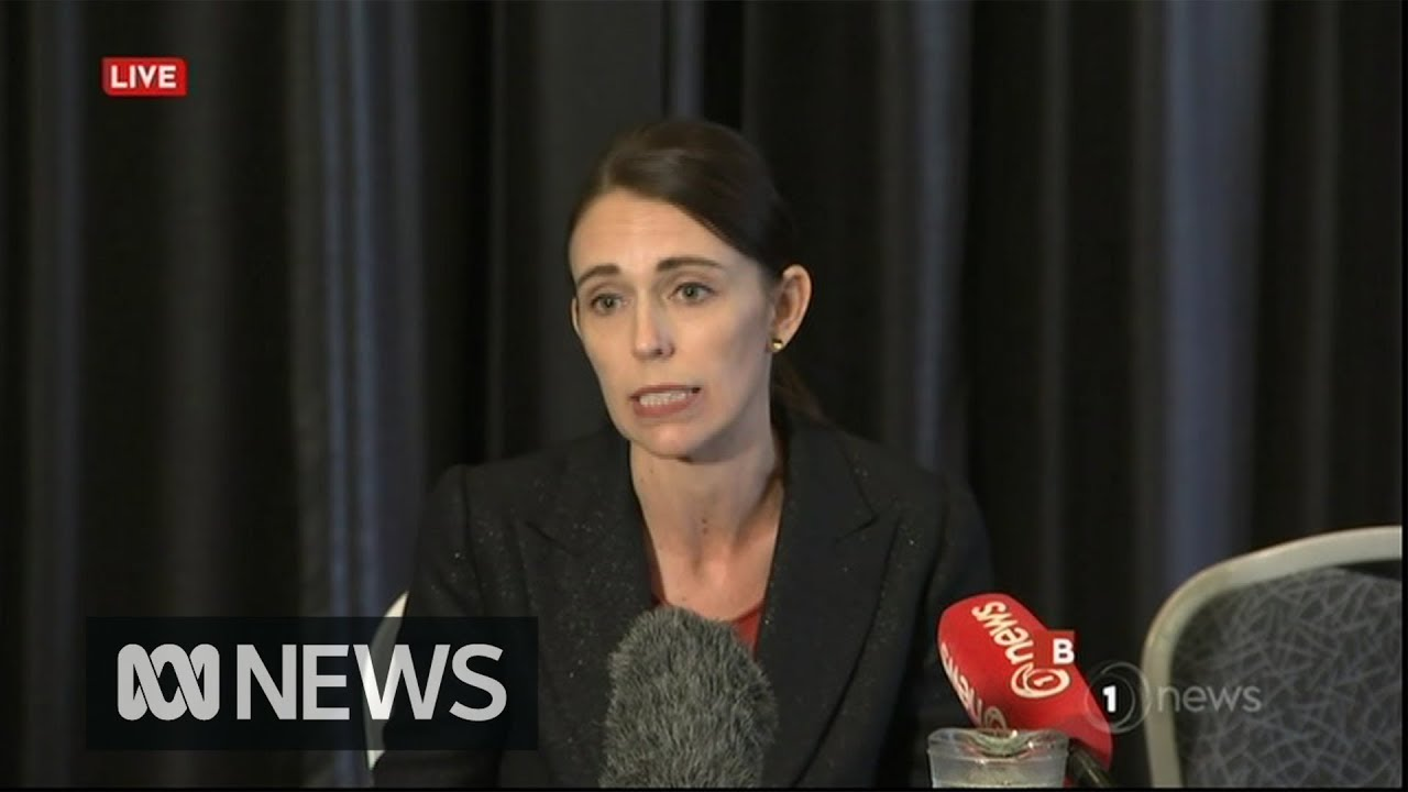 Christchurch shooting 'one of New Zealand's darkest days' says PM Jacinda Ardern | ABC News #1