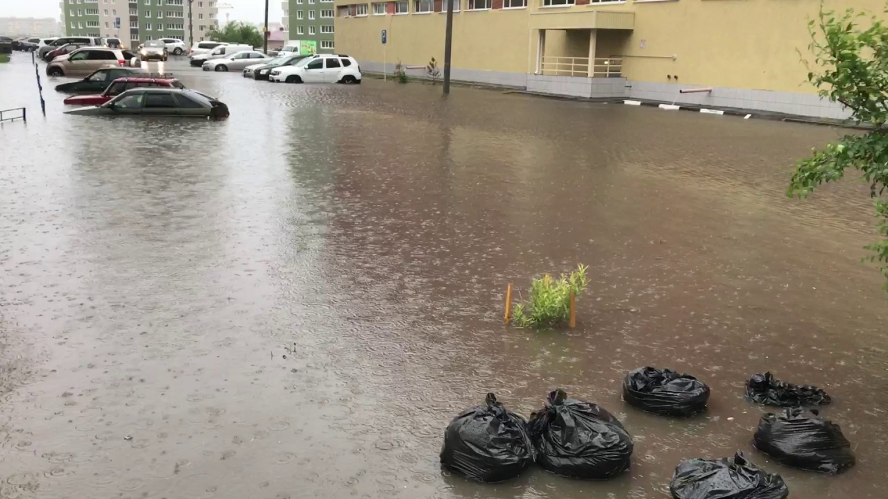 Потоп Омск