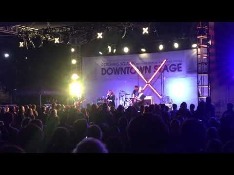 """X live """"In This House That I Call Home"""" @ Pershing Square L.A. Aug. 19, 2017"""