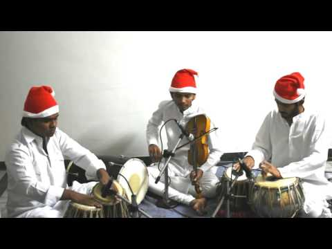 Jingle Bells (Violin and Tabla) Indian Cover