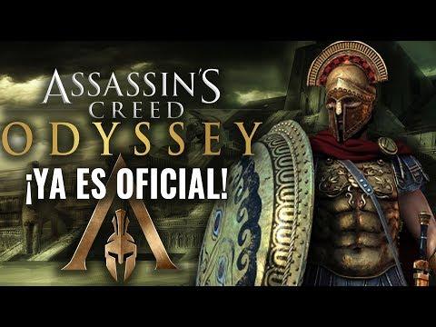 Assassin's Creed ODYSSEY (Grecia) 2018   TEASER YA ES OFICIAL para el E3 ¡CONFIRMADO! + Detalles thumbnail