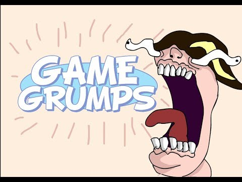 Arin Hanson Breaks Down: Game Grumps Animated