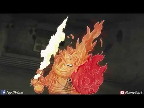 Top 5 thanh kiếm mạnh nhất trong Naruto, Anime Synthetic