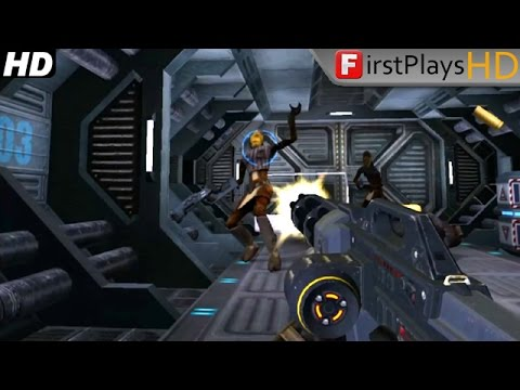Mace Griffin: Bounty Hunter - PC Gameplay 1080p
