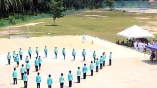 Naib Johan,Pertandingan Kawad Kaki 2015 Peringkat Daerah SPU P.Pinang,Pandu Puteri SMK Bagan Jaya