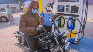 "Honda Highness CB 350 ""Kitna Deti Hai?"": Mileage/Fuel Economy Tested"
