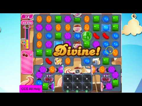 Candy Crush Saga Level 2706 NO BOOSTERS Cookie