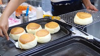 Original Souffle Pancake - Eat The Street Bangkok