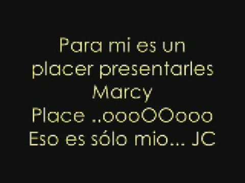 Don Omar ft  Marcy Place - Todo lo Que Soy Lyrics Letra
