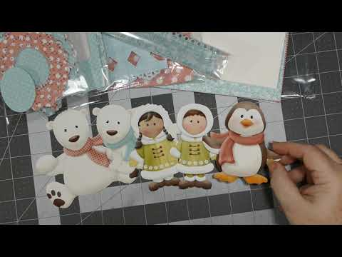 On The Go Card Craft Kit Episode 6