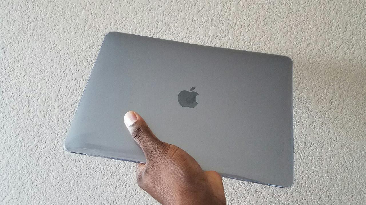 new concept d99c2 a4f89 2016 MacBook Pro clear Case! $10