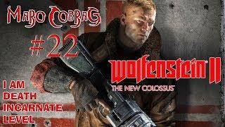 Wolfenstein 2 Pora Wyplenić Tą Hołotę Polowanie Na Uberdowódców Cz 1