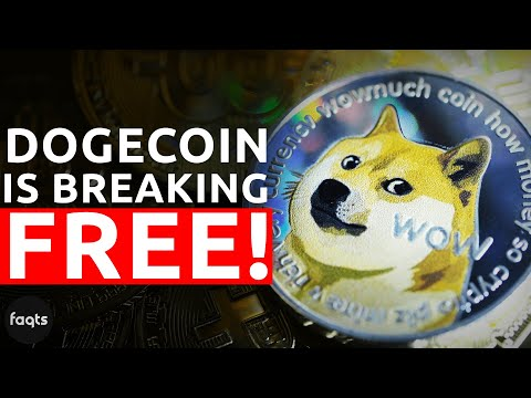 Dogecoin Is Breaking Free! | Dogecoin Price Prediction (Dogecoin News)