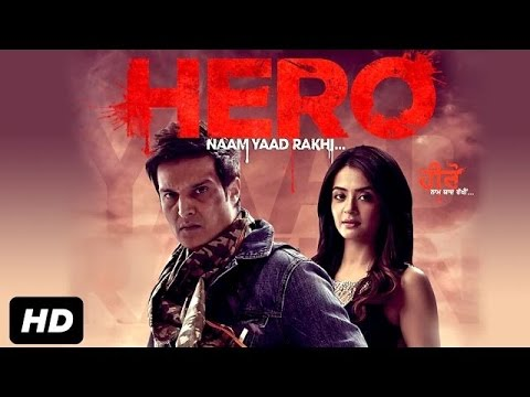 Hero Naam Yaad Rakhi (2015) - Official Full Punjabi Movie 1080p HD - Jimmy Shergill & Surveen Chawla