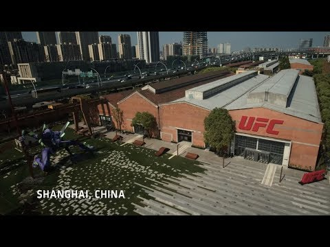See Inside the UFC Performance Institute Shanghai