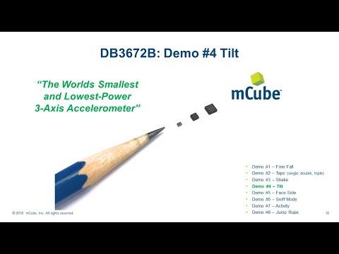 DB3672B Demo4 Tilt