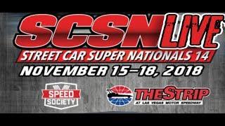 Street Car Super Nationals 14 From Las Vegas Saturday