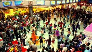 Layatharang Flash Mob @ Oberon Mall Kochi