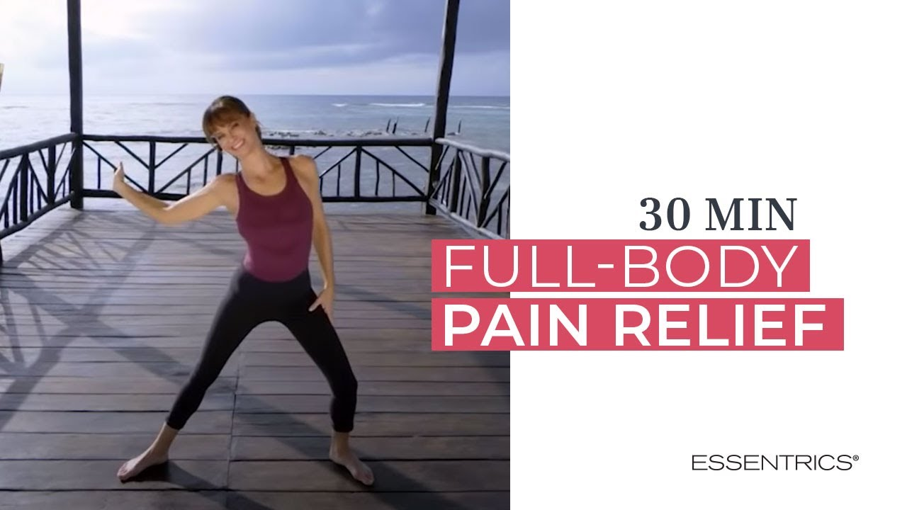 Download 30 MIN Full Body Pain Relief Workout   Essentrics