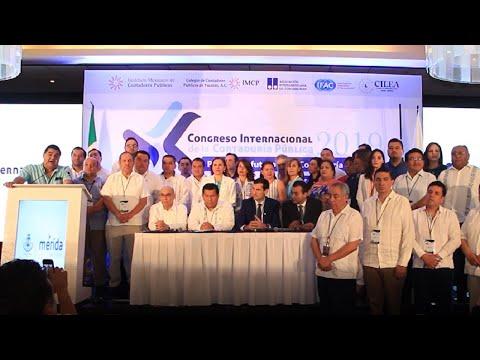Congreso Internacional de Contaduría Pública 2019