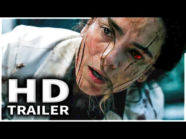X-MEN: THE NEW MUTANTS Official Trailer (2018) NEW Marvel X-Men Movie HD