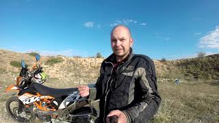 большой обзор KTM 690 Enduro R