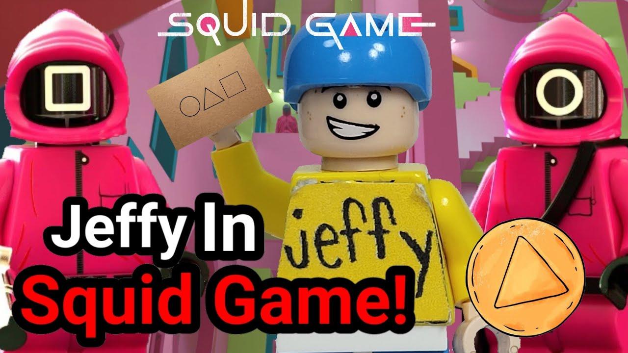 Lego SML: Jeffy In Squid Game!