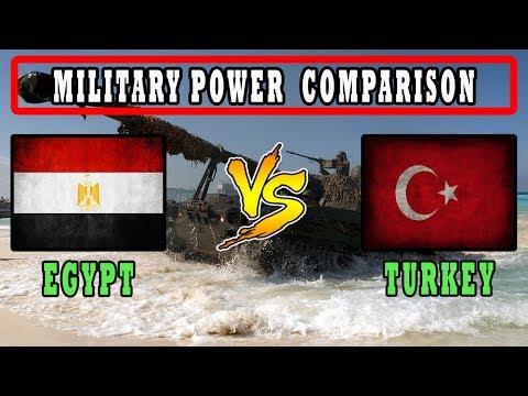 Egypt Vs Turkey 2018 ● Military Power Comparison 2018 ● Egyptian Army Vs Turkish Army [HD]