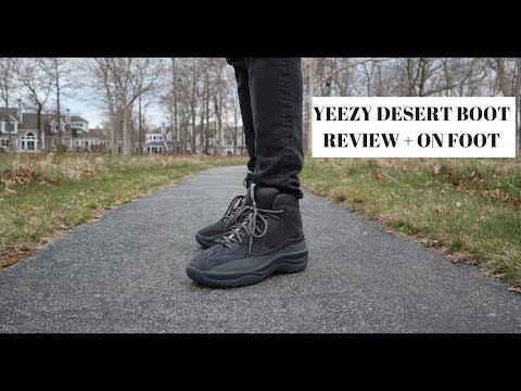 Yeezy Desert Boot!!! - YouTube