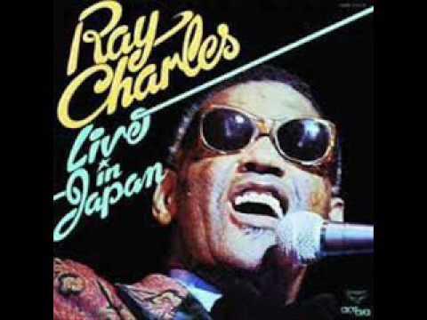 RAY CHARLES - Georgia On My Mind LIVE