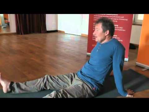 Innere Bewegung und Beckenboden / Beckenbodentraining und Faszientraining von innen