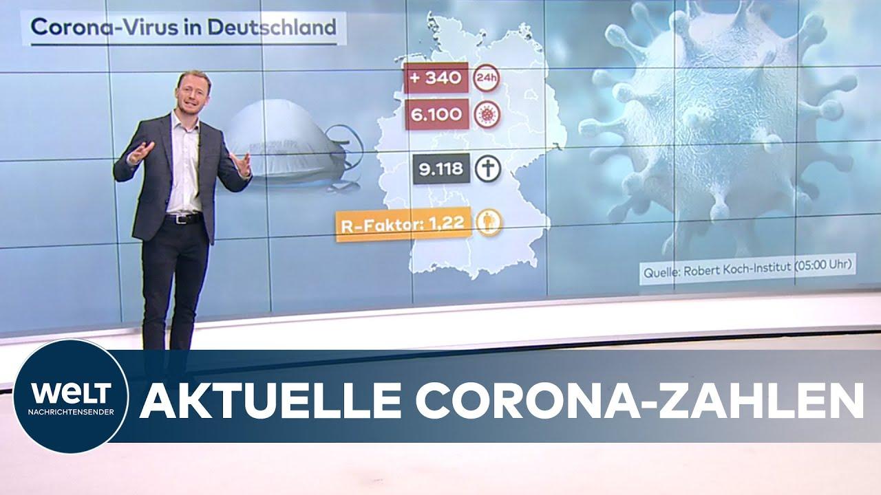 Aktuelle Corona Hotspots Deutschland